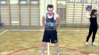 Видео-урок по баскетболу