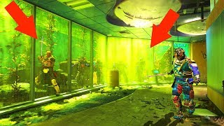 THEY GOT SO LUCKY I DIDN'T SEE THEM IN THE FISH TANK!?!?! HIDE N' SEEK ON BLACK OPS 3