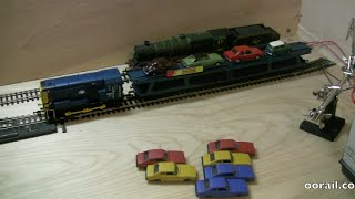 oorail.com   British Rail Motorail Project Part 1