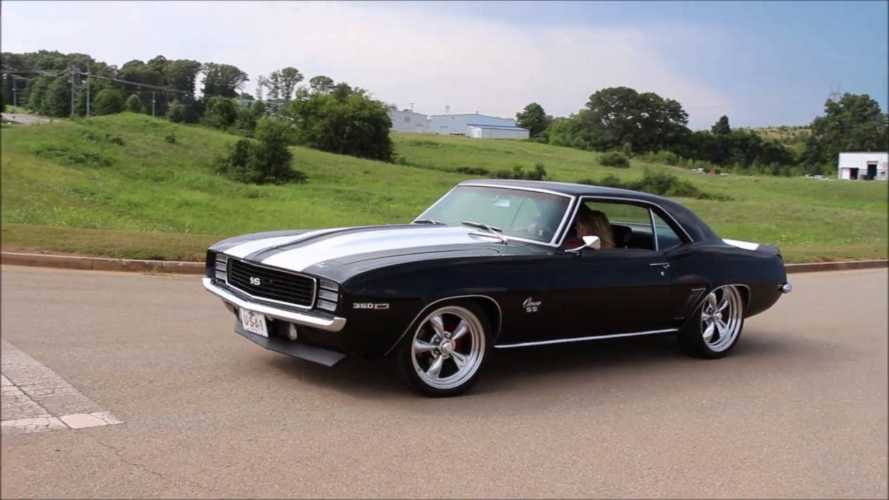1969 Chevy Camaro - YouTube