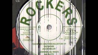 Download Jacob Miller - Too Much Commercialization Of Rastafari / Augustus Pablo - 555 Crown Street MP3 song and Music Video