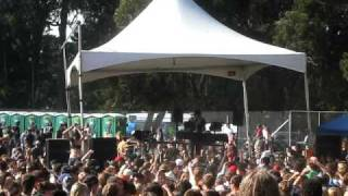 Adnan Sharif @ Power to The Peaceful Festival September 11th 2010 part 2