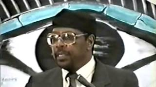 Dr. Amos Wilson: You Reap What You Sow