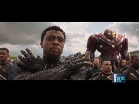The Avengers   E! News Asia   E! Asia