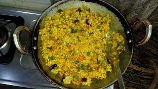Healthy rich fiber barley breakfast recipes   how to cook barley   pearl barley breakfast
