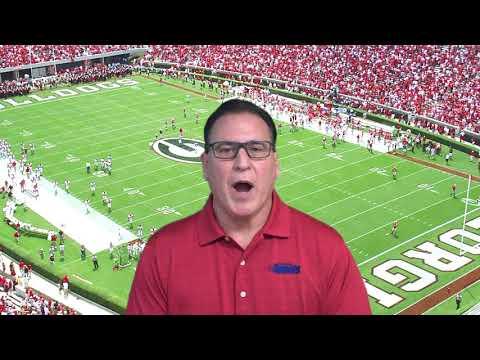 Mississippi State Bulldogs vs. Georgia Bulldogs – 2017 College Football Predictions