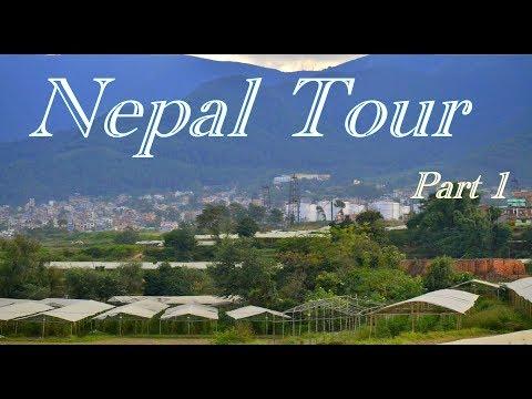 Nepal Tour | Dhaka - Kathmandu - Pokhara | Nepal Tour Part 1