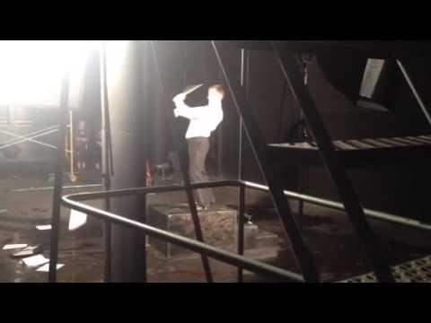 'Love & Meth' music video - behind the scenes