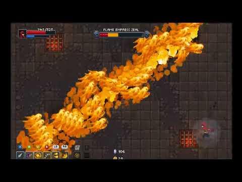 Wizard of Legend - Poem of Fiery Rime Run