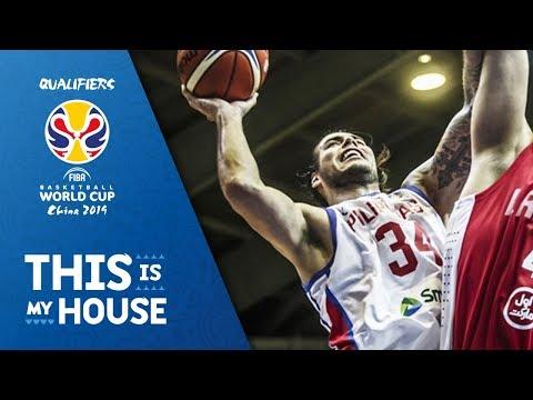 Christian Standhardinger's Game Highlights vs. Iran (VIDEO) 30PTS, 12REBS