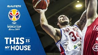 Standhardinger (30 PTS! / 12 REB) was on fire against Iran - FIBA Basketball World Cup Qualifiers