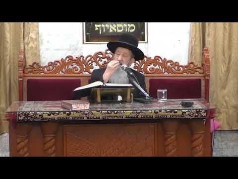 הרב בן ציון מוצפי פרקי אבות יהודה בן תימא אומר שיעור מרתק!!!