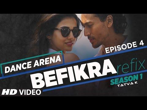 Befikra (Refix) Video Song | Dance Arena | Episode 4 | Meet Bros & Aditi Singh Sharma |Tatva K