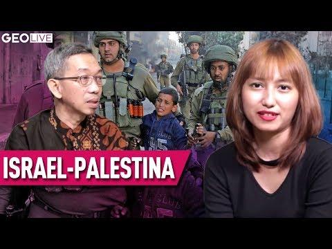 Memahami Konflik Israel Palestina Sebelum Berkomentar (ft. Hamdan Basyar)