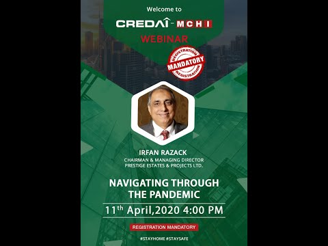 E 7 :  Mr. Irfan Razack, Chairman & Managing Director- Prestige Estates & Projects Ltd
