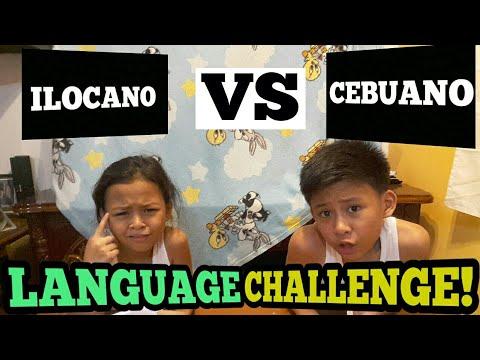 ILOCANO VS CEBUANO LANGUAGE CHALLENGE