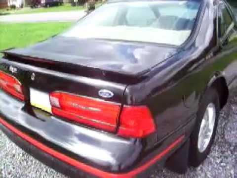 Custom Car Paint >> My 97 Ford Thunderbird LX Limited Edition - YouTube
