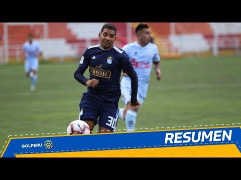 Resumen: Real Garcilaso vs Sporting Cristal (1-1)
