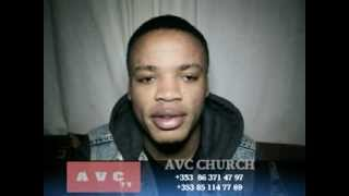 AVC CHURCH IRELAND - Young man's Vision - End of the world