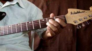 churaliya guitar chords