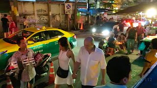 Bangkok Night Scenes - August 2015
