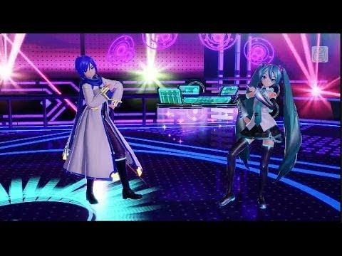 KAITO & Hatsune Miku - Ai Dee - [ Project DIVA X HD ] Cover