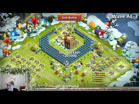Castle Clash - HBM AE Time