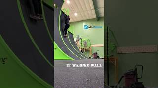 MoveStrong Triple Warped Wall Test Run At WestWood Fitness Functional Training