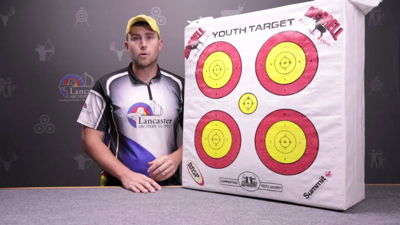 Morrell Nasp Youth Bag Target Review At Lancasterarchery Lancaster Archery Supply