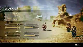 Octopath Traveler Therion Chapter 3