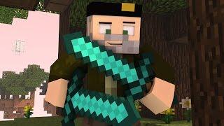 Minecraft | VOY CON TODO!! | Minijuego SKYWARS TEAM