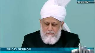 Kyrgyz Translation: Friday Sermon 27th May 2011