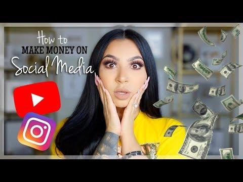 MY JOURNEY: HOW TO MAKE MONEY ON SOCIAL MEDIA? || EVETTEXO