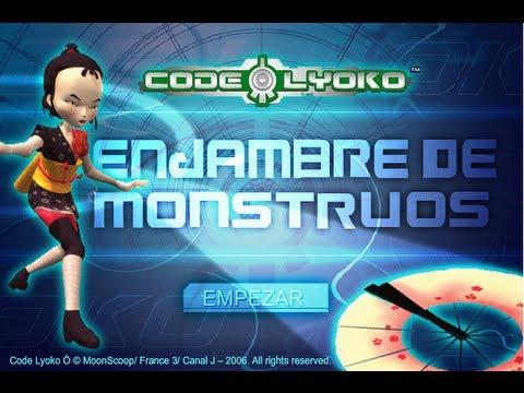Enjambre de Mounstruos  Juego online  Cdigo Lyoko  YouTube