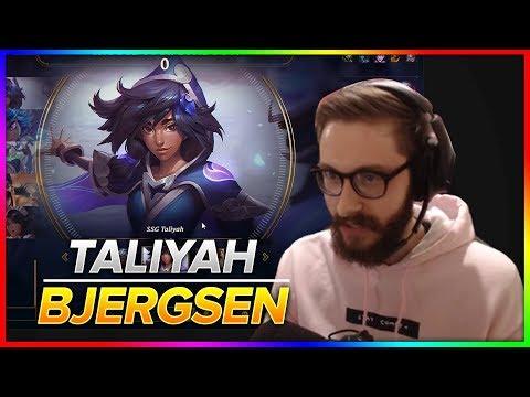 767  Bjergsen Taliyah vs Sylas Mid – Season 9 Patch 9 3
