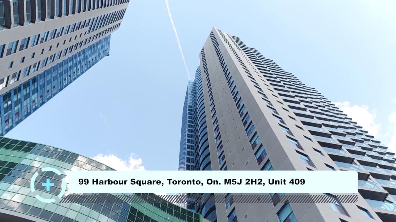 99 Harbour Square Toronto On M5J 2H2 Unit 409 HD Virtual Tour