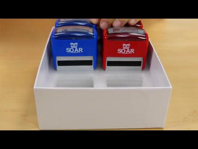 Product Video - Soar Teacher Stamp Set⠀