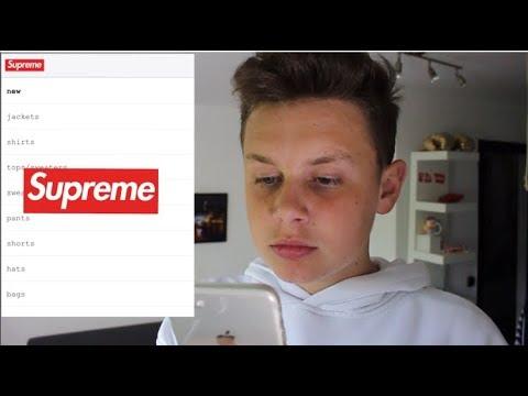 Köln Vlog + Supreme Live Cop