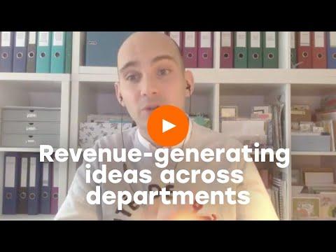 Revenue generating ideas across departments | Oaky
