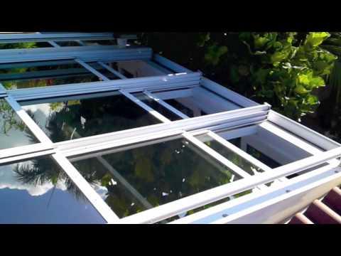 Sliding Roof System Youtube