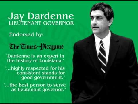 Jay Dardenne Endorsements