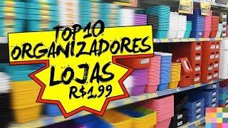 Top10 Organizadores de LOJAS $1,99