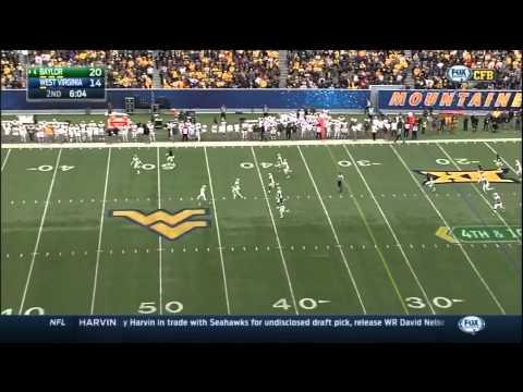 2014 Baylor @ West Virginia In 25 Minutes