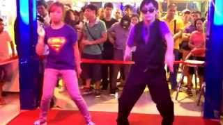 Dance central - (When you gonna) Give it up to me.