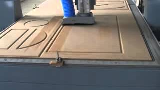 1218 Cnc Router With Vacuum Suction Table And Dust Collector