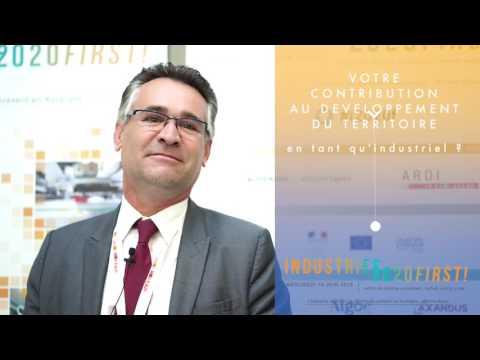 Industries2020 First ! : Interview de François Duval - Fives Machining