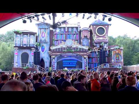 Tomorrowland 2015 | Josh Wink