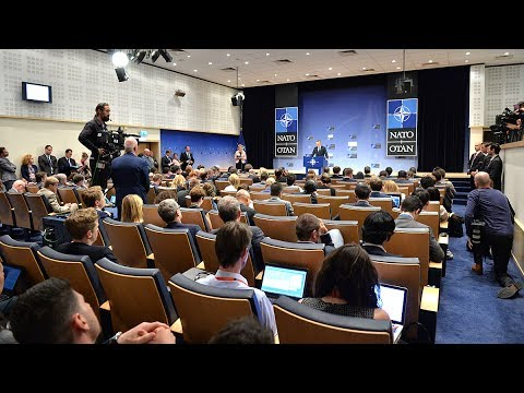 NATO Secretary General final press conference at Meeting of NATO leaders, 25 MAY 2017, Part 2 of 2