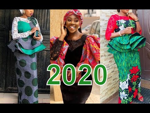Ankara Styles Pictures Download and African Aso Ebi Collection 2020