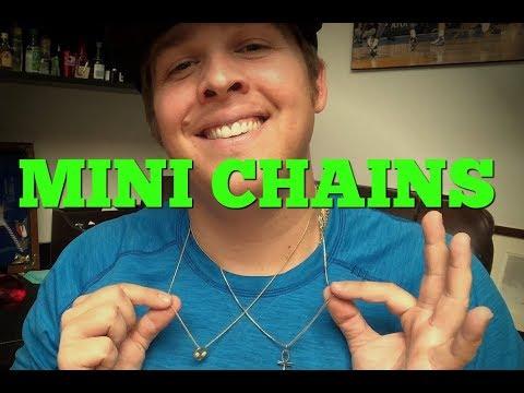Ok to wear MINI CHAINS? (MY BIRTHDAY!!!)